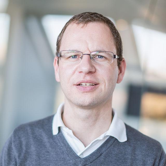 Portrait Michael Schäublin